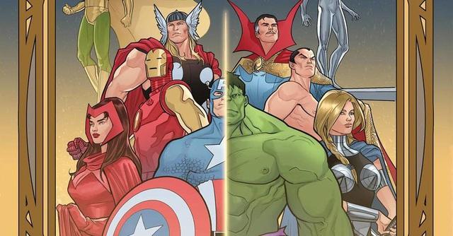 Thật không thể tin nổi, Avengers sẽ đối đầu với... Tôn Ngộ Không và Na Tra trong năm sau - Ảnh 1.