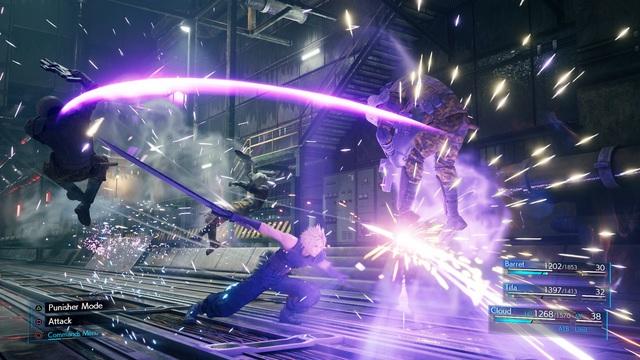 Final Fantasy VII Remake nhá hàng loạt screenshot cực đỉnh, cặp đôi Chocobo & Moogle chính thức xuất hiện - Ảnh 1.