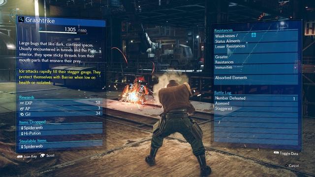 Final Fantasy VII Remake nhá hàng loạt screenshot cực đỉnh, cặp đôi Chocobo & Moogle chính thức xuất hiện - Ảnh 7.
