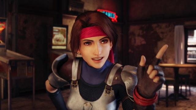 Final Fantasy VII Remake nhá hàng loạt screenshot cực đỉnh, cặp đôi Chocobo & Moogle chính thức xuất hiện - Ảnh 9.