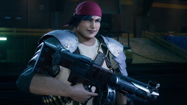 Final Fantasy VII Remake nhá hàng loạt screenshot cực đỉnh, cặp đôi Chocobo & Moogle chính thức xuất hiện - Ảnh 13.