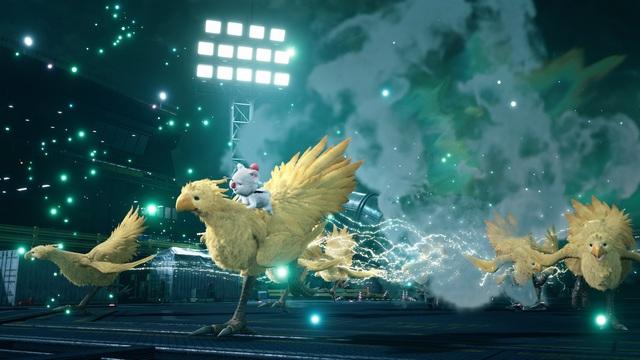 Final Fantasy VII Remake nhá hàng loạt screenshot cực đỉnh, cặp đôi Chocobo & Moogle chính thức xuất hiện - Ảnh 14.