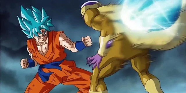 Dragon Ball: Điểm lại 10 cú đấm mạnh nhất từng được thực hiện bởi Goku (P.2) - Ảnh 3.