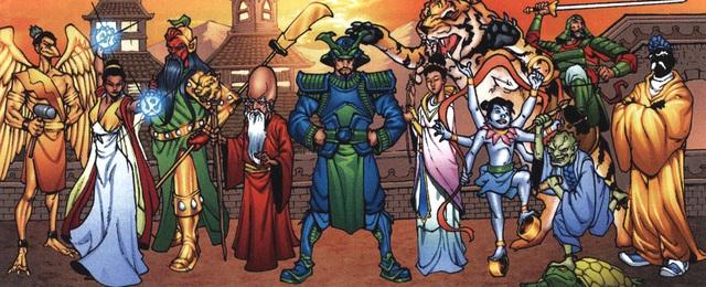 Thật không thể tin nổi, Avengers sẽ đối đầu với... Tôn Ngộ Không và Na Tra trong năm sau - Ảnh 5.