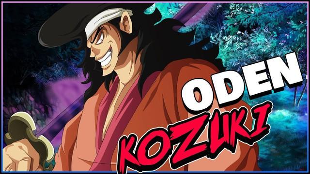 One Piece: Ngay từ khi mới sinh ra, Kozuki Oden đã được định sẵn để trở thành một huyền thoại - Ảnh 1.