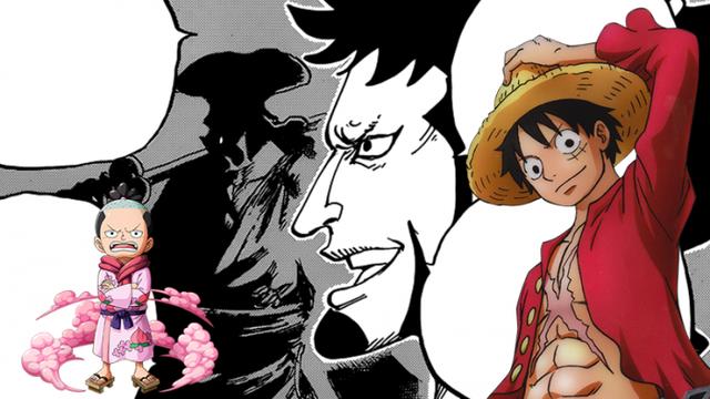 One Piece: Ngay từ khi mới sinh ra, Kozuki Oden đã được định sẵn để trở thành một huyền thoại - Ảnh 3.