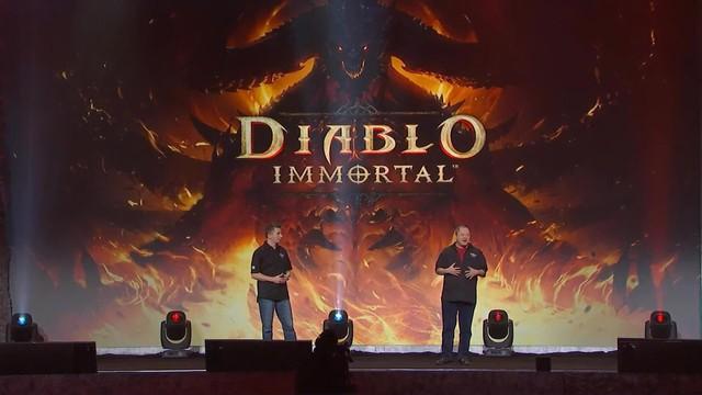8 điều cần biết về Diablo Immortal, game mobile bom tấn đỉnh cao của Blizzard - Ảnh 1.