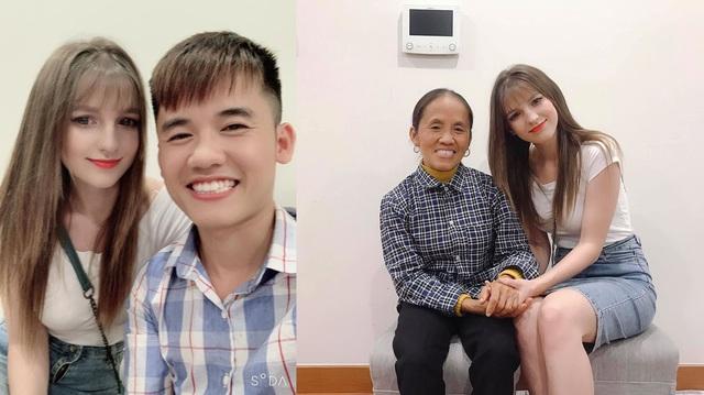 Bà Tân Vlog cùng con trai chụp ảnh với gái xinh, dân mạng đồn thổi Bà có con dâu mới rồi - Ảnh 3.