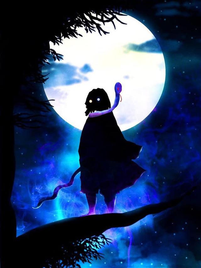Phát sốt khi ngắm loạt fan art Kimetsu no Yaiba đầy ma mị, cảm giác như lạc vào cõi khác - Ảnh 3.