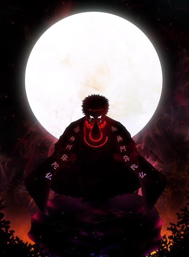 Phát sốt khi ngắm loạt fan art Kimetsu no Yaiba đầy ma mị, cảm giác như lạc vào cõi khác - Ảnh 5.