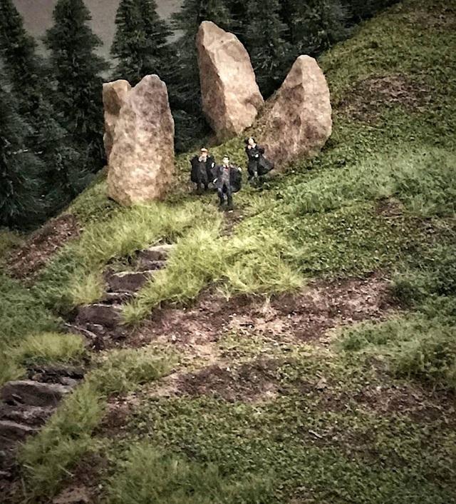 Quá đam mê Harry Potter, ông bố 4 con tự tạo ra mô hình thế giới phù thủy độc nhất vô nhị - Ảnh 14.
