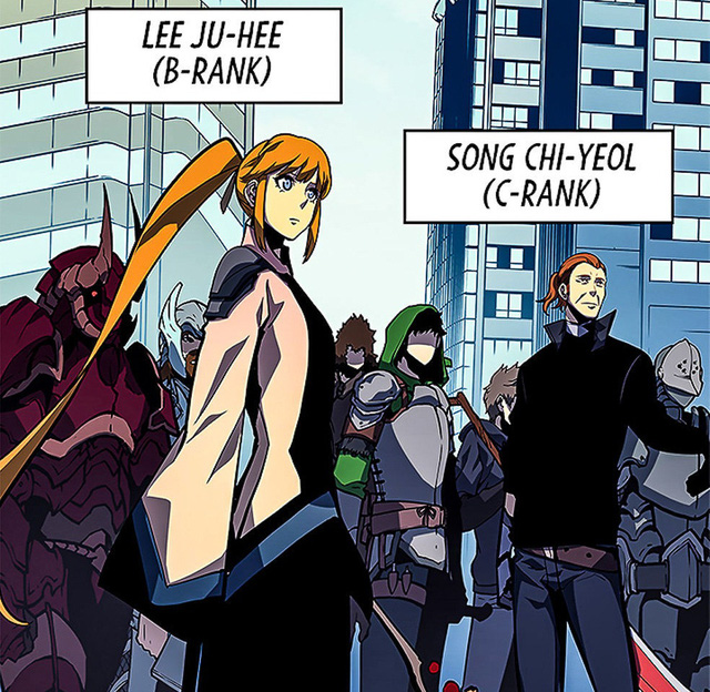 Solo Leveling chương 95: Các thợ săn đặt chân tới đảo Jeju, cuộc chiến bắt đầu! - Ảnh 3.