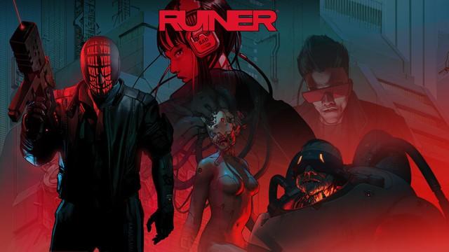Game bắn súng Ruiner sắp hạ giá xuống 0 đồng, game thủ hãy nhanh tay tải về - Ảnh 1.