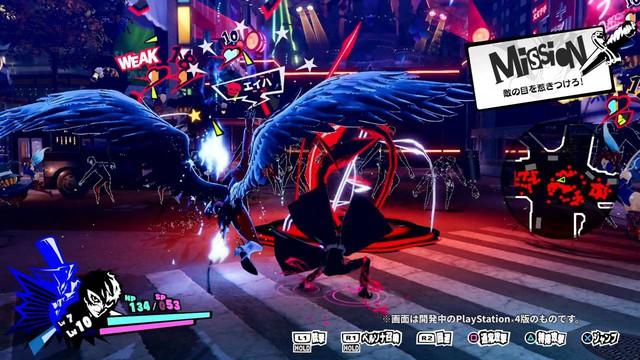 Siêu phẩm nối tiếp dòng game Persona 5 sẽ theo phong cách chặt chém - Ảnh 1.