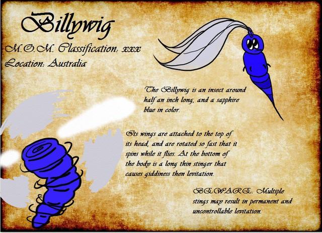 Tìm hiểu về Billywig: Khi phù thủy phê pha bằng... ong đốt - Ảnh 3.