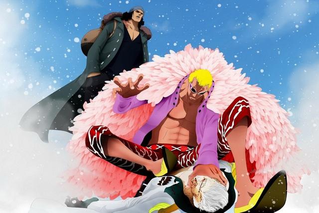 Giả thuyết One Piece: Giữa Kaido và Chính phủ thế giới có thể là quan hệ đôi bên cùng có lợi? - Ảnh 3.