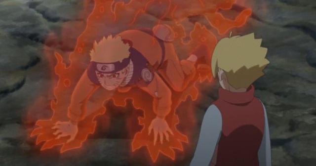 Naruto: 6 trạng thái biến đổi thành Jinchuriki của Hokage đệ Thất - Ảnh 1.