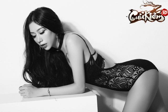 Body cực bén của nữ game thủ Việt vừa được khai quật: Sexy style sẽ dần thay thế cho xu hướng bánh bèo? - Ảnh 12.