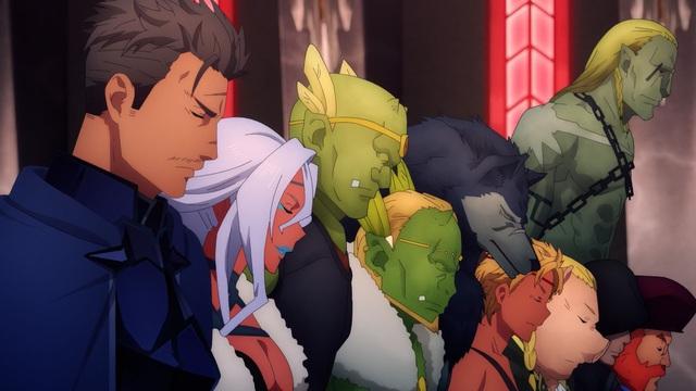 """Sword Art Online mùa 4 tập 4: Tiết lộ gây bất ngờ về """"chúa tể"""", Dark Territory sắp tấn công Nhân Giới - Ảnh 2."""