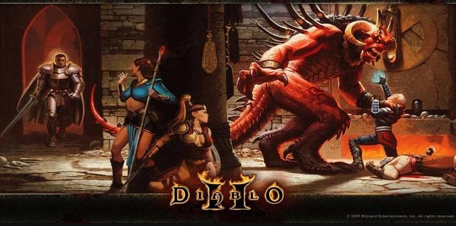 Diablo 2 Remastered bao giờ sẽ ra mắt ? - Ảnh 1.