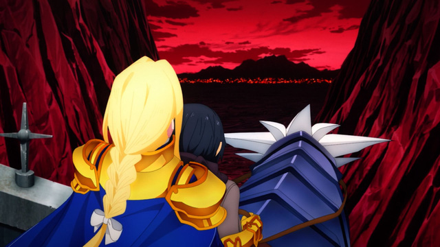 """Sword Art Online mùa 4 tập 4: Tiết lộ gây bất ngờ về """"chúa tể"""", Dark Territory sắp tấn công Nhân Giới - Ảnh 7."""