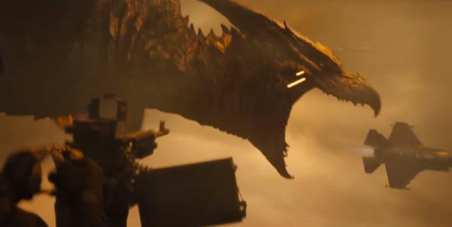 Liệu Titanus Rodan có còn đất diễn trong Godzilla Vs. Kong? - Ảnh 1.