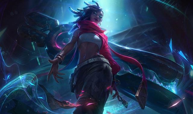Riot Games công bố những thống kê bất ngờ - Kayle Chinh Phục hiện tại mạnh ngang với Đạo Chích cũ - Ảnh 4.