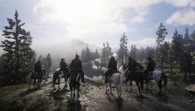 Những trải nghiệm đầu tiên về Red Dead Redemption 2 bản PC: Tuyệt đỉnh bom tấn - Ảnh 1.