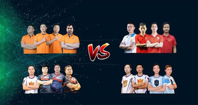 Toàn bộ lịch thi đấu giải AoE Việt Nam Open 2019, nơi Chim Sẻ Đi Nắng tiếp tục khoác áo GameTV - Ảnh 5.
