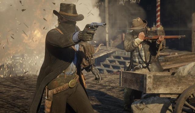 Những trải nghiệm đầu tiên về Red Dead Redemption 2 bản PC: Tuyệt đỉnh bom tấn - Ảnh 6.