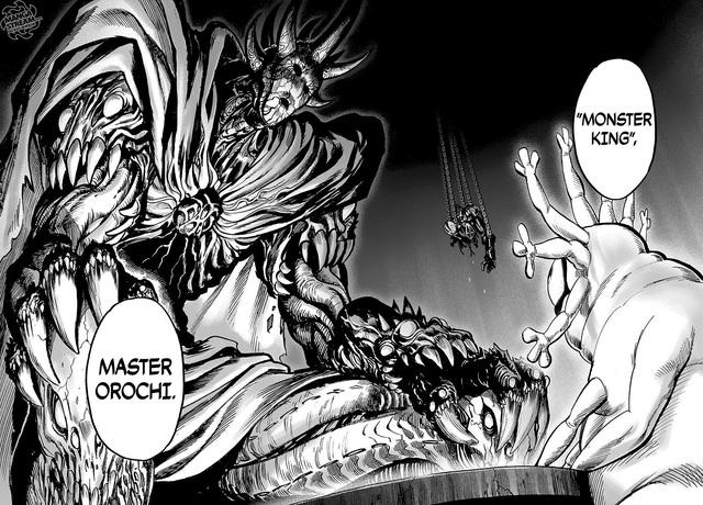 One Punch Man: Những tên trùm từng khiến Thánh Phồng dùng hơn một đấm để hạ gục - Ảnh 6.