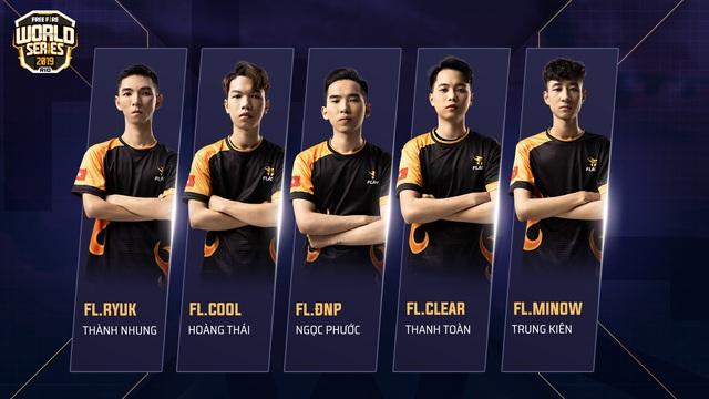 Team Flash Free Fire: Vận mệnh nằm trong tay mình! - Ảnh 1.
