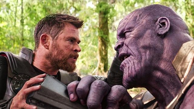 Thanos làm gì có tuổi đấu với Hela, điều này đã được chứng minh trong Avengers: Endgame - Ảnh 5.