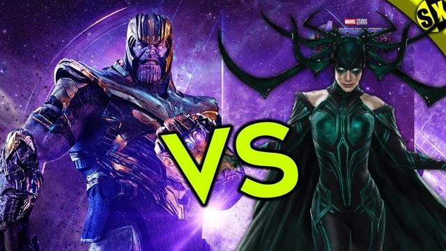 Thanos làm gì có tuổi đấu với Hela, điều này đã được chứng minh trong Avengers: Endgame - Ảnh 6.