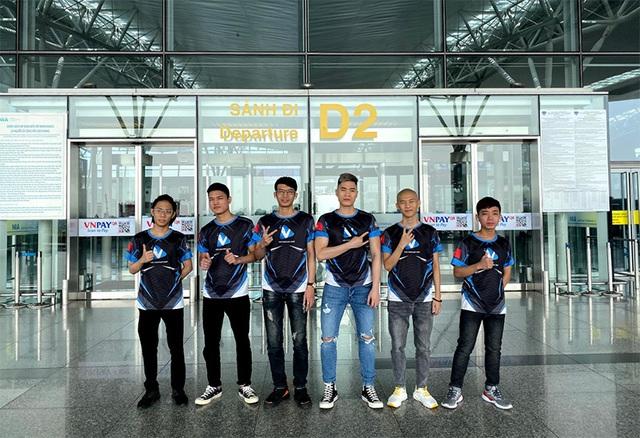 VEC Fantasy Main đang trên đường sang Malaysia để thi đấu Mobile Legends: Bang Bang World Championship 2019 – M1 - Ảnh 1.