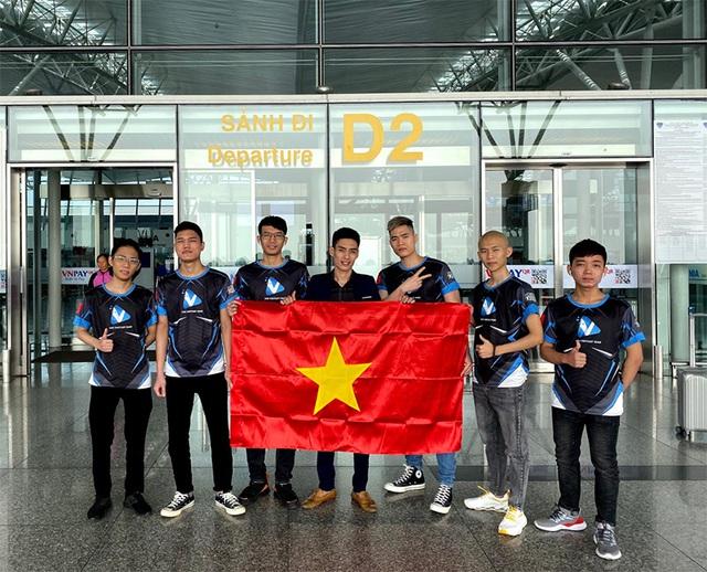 VEC Fantasy Main đang trên đường sang Malaysia để thi đấu Mobile Legends: Bang Bang World Championship 2019 – M1 - Ảnh 2.