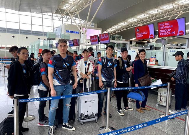 VEC Fantasy Main đang trên đường sang Malaysia để thi đấu Mobile Legends: Bang Bang World Championship 2019 – M1 - Ảnh 3.