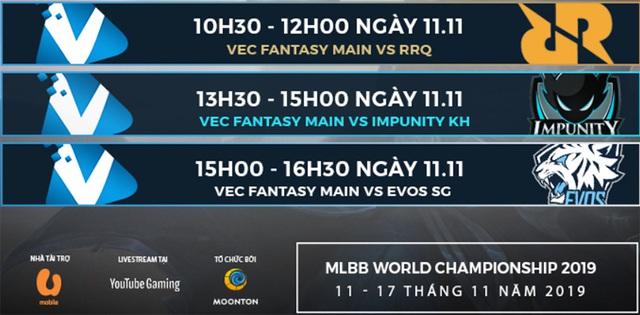 VEC Fantasy Main đang trên đường sang Malaysia để thi đấu Mobile Legends: Bang Bang World Championship 2019 – M1 - Ảnh 6.