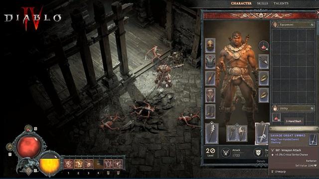 Diablo 4 sẽ cho phép game thủ PC và Console chơi chung với nhau - Ảnh 2.