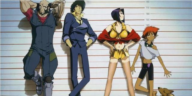 Cowboy Bebop và 9 anime khoa học viễn tưởng dành cho những người thích phiêu lưu mạo hiểm - Ảnh 1.