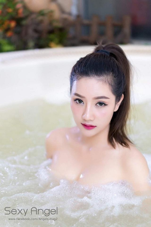 Sở hữu vòng một căng tròn gợi cảm, hot girl này đang được mệnh danh là nữ thần sexy số một Đông Nam Á - Ảnh 8.