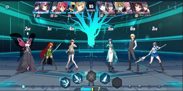 Crossing Void - một tựa game RPG theo lượt mà fan cứng anime không thể bỏ qua - Ảnh 2.