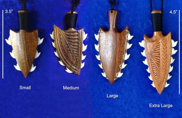 Dùi cui Lei O Mano - loại dùi cui cá mập dị biệt nhất thế giới - Ảnh 4.