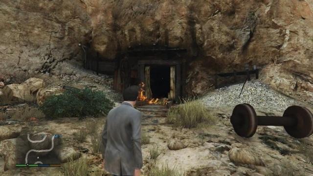 Những địa điểm bí mật rất có thể bạn đã bỏ qua trong GTA - Ảnh 3.