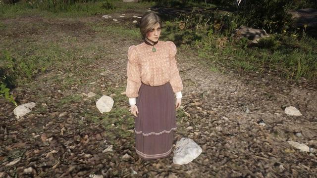 Game thủ bất ngờ tìm thấy nhân vật mất tích 15 năm bên trong tệp tin của Red Dead Redemption 2 PC - Ảnh 3.