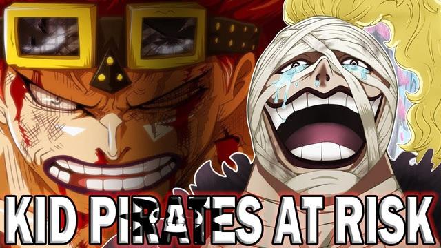 One Piece: Sau khi thoát khỏi nhà tù Udon, Eustass Kid sẽ làm gì để chống lại Tứ Hoàng Kaido? - Ảnh 4.