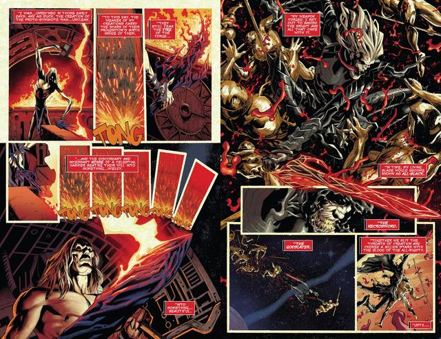 Marvel Comics: Gorr - Kẻ Sát Thần bao phủ cả vũ trụ như Zamasu trong Dragon Ball? - Ảnh 7.
