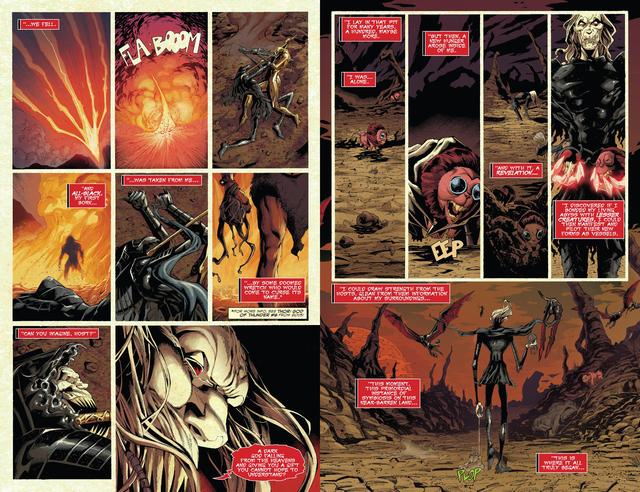 Marvel Comics: Gorr - Kẻ Sát Thần bao phủ cả vũ trụ như Zamasu trong Dragon Ball? - Ảnh 8.