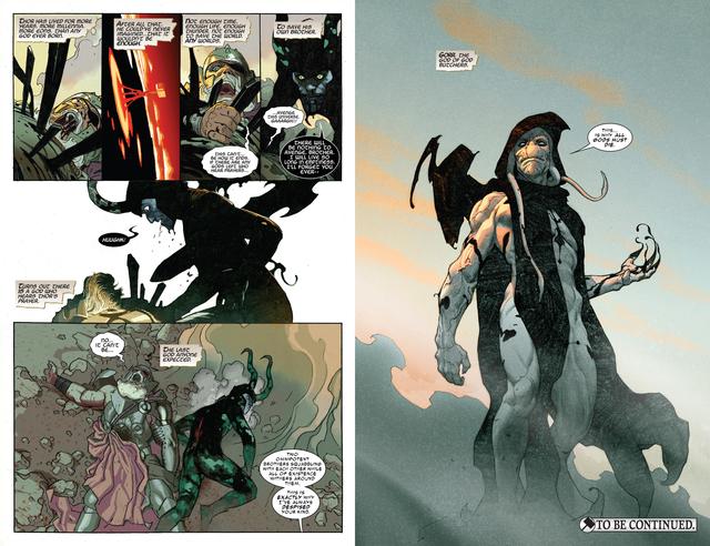 Marvel Comics: Gorr - Kẻ Sát Thần bao phủ cả vũ trụ như Zamasu trong Dragon Ball? - Ảnh 10.
