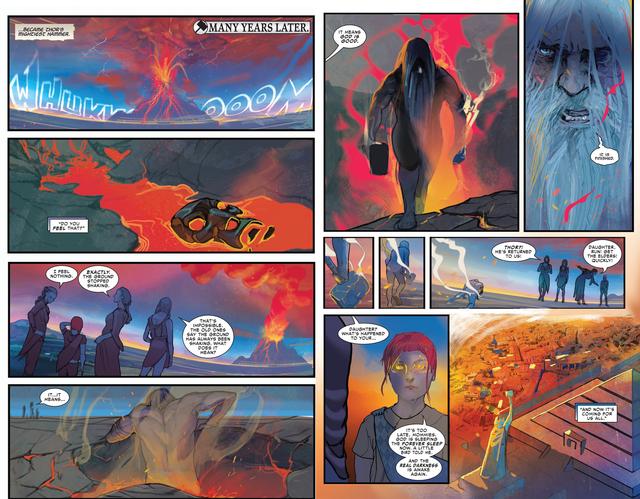 Marvel Comics: Gorr - Kẻ Sát Thần bao phủ cả vũ trụ như Zamasu trong Dragon Ball? - Ảnh 13.